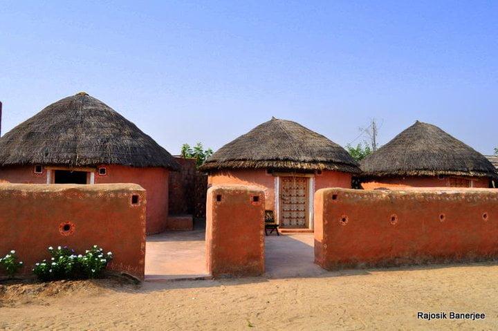 Bishnoi village camp