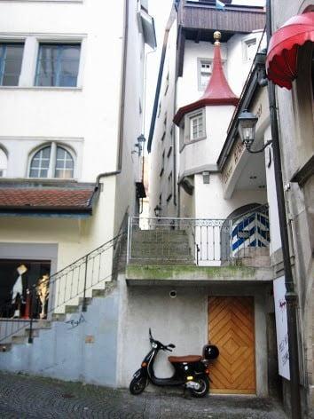 Lucern city