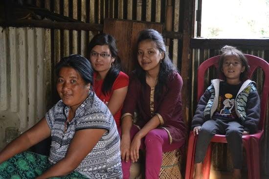 Biru's family