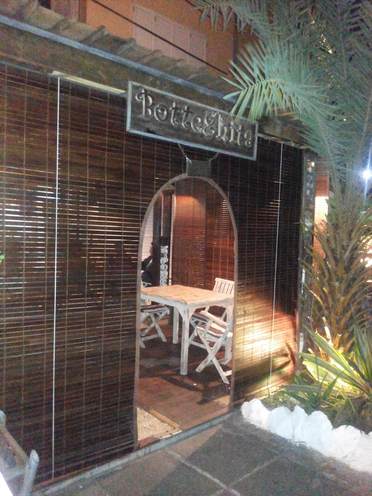 Boteghita restaurant Grand Baie