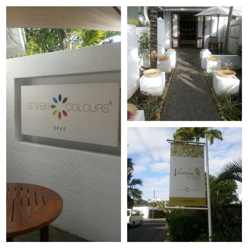 Review seven colours spa veranda grand baie hotel spa - Veranda salon and spa ...