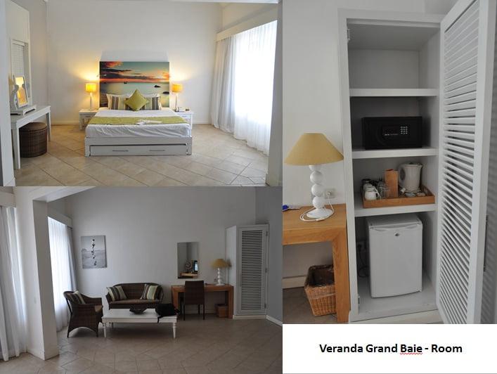 Veranda Grand Baie Mauritius room