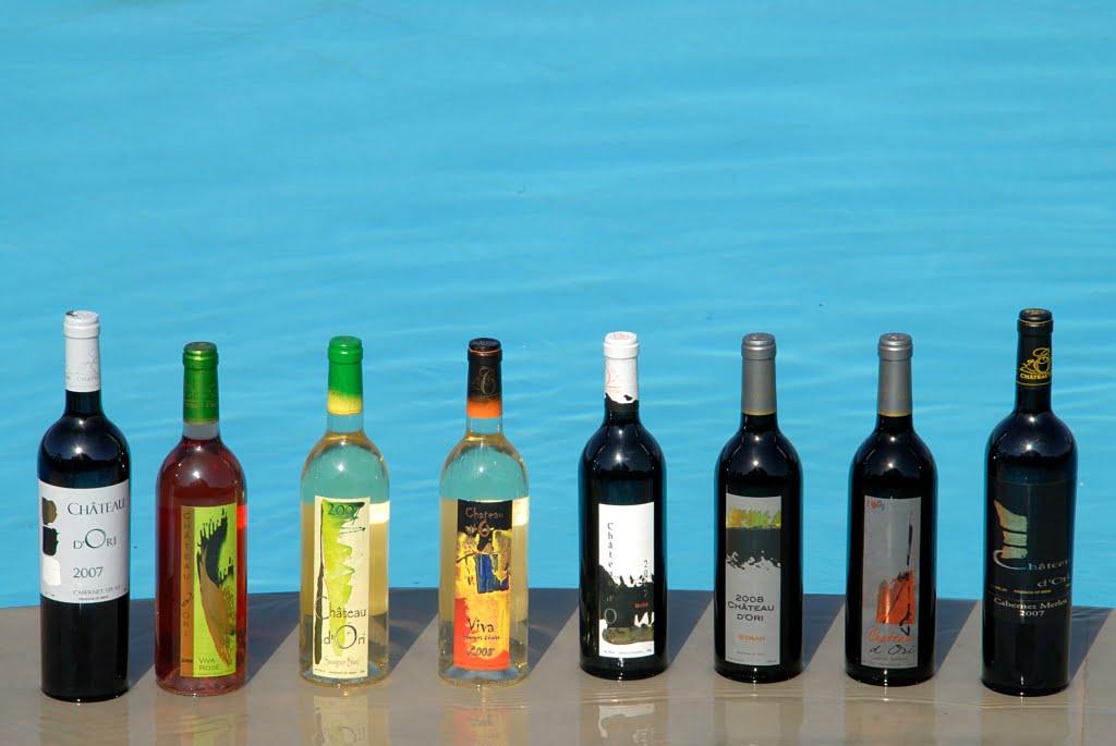 Chateau D'Ori wines
