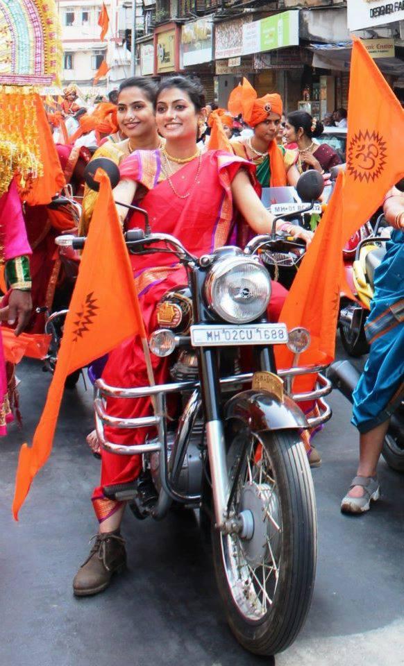 Dr Aparna Bandodkar in a rally