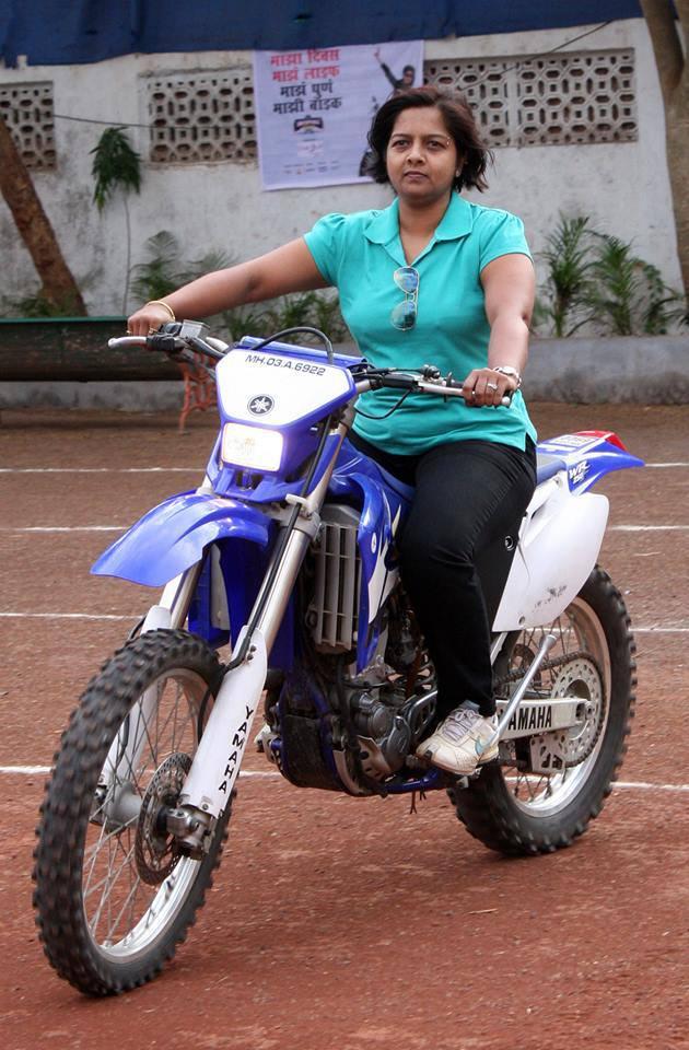 Smita Jadhav from Pune police