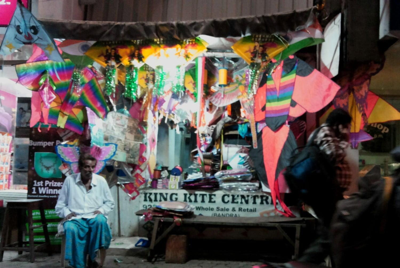 King Kite Centre Bandra