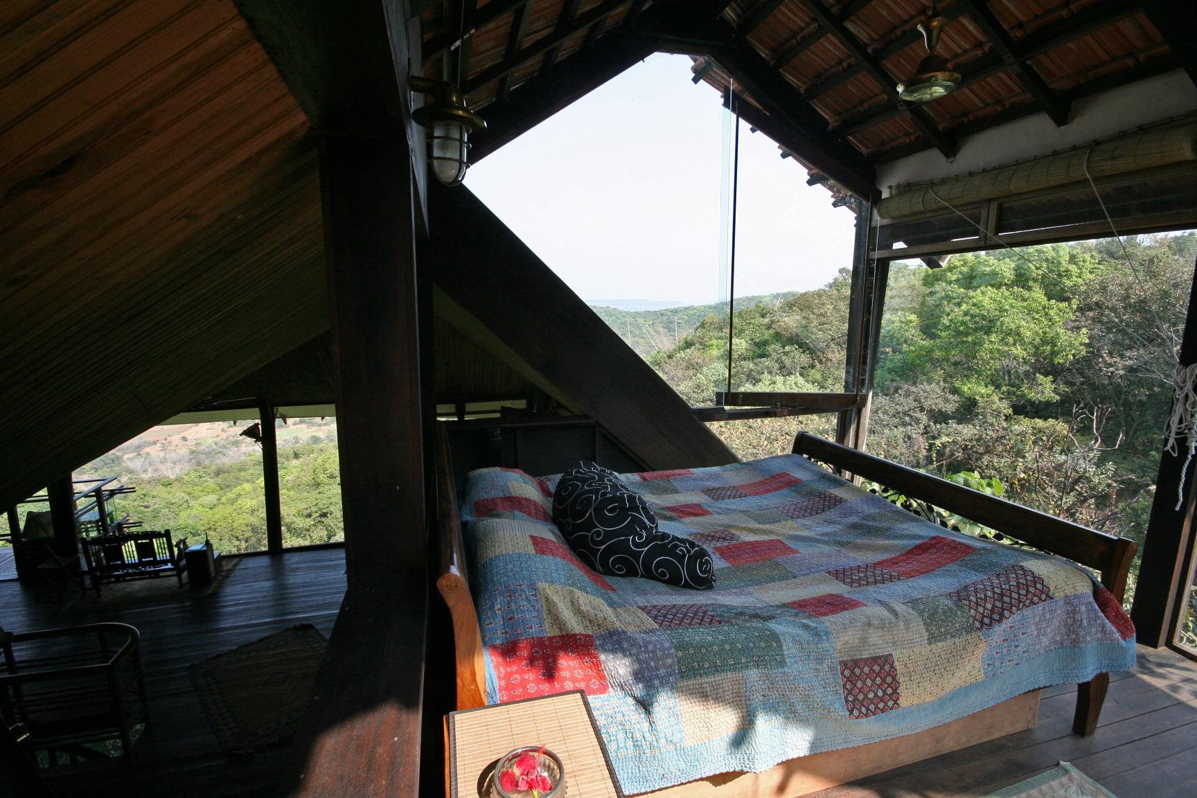 The Machan Lonavala A Luxury Tree House Getaway