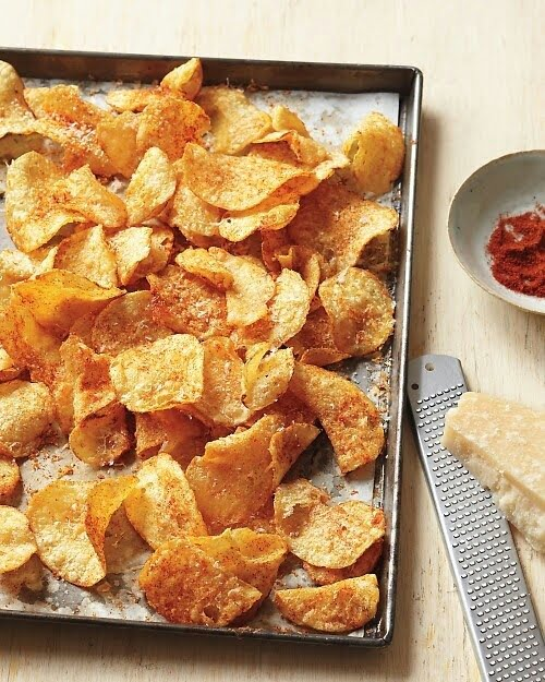 Are baked chips healthy?