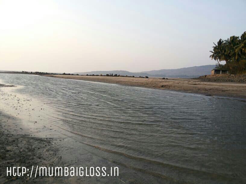 Mahua Bagh resort Murud, beach near Mahua Bagh