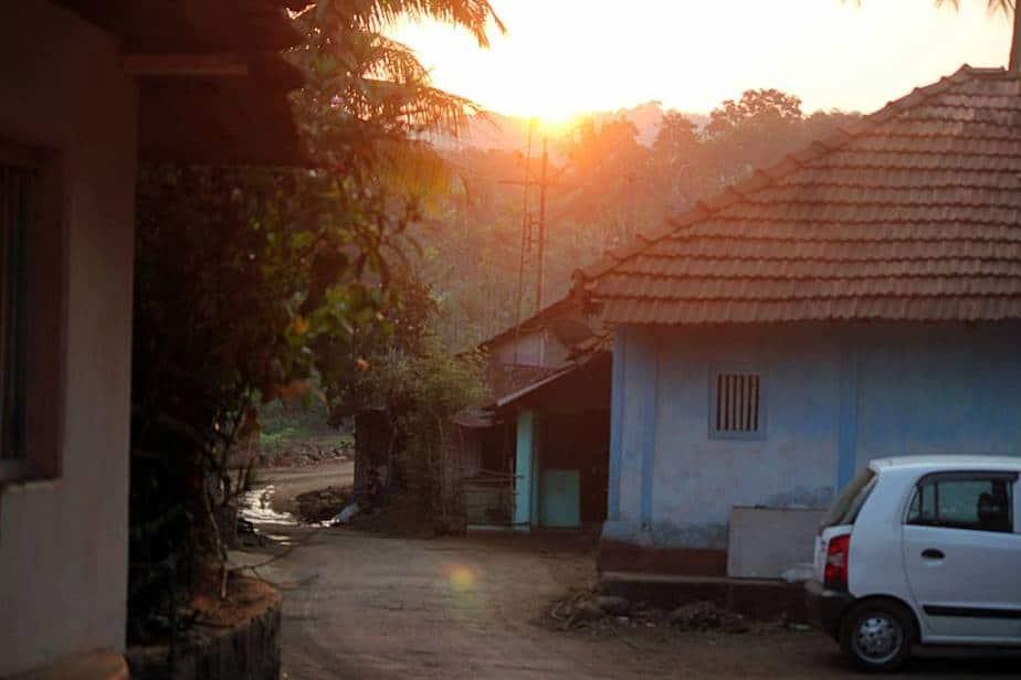 Cyril Thomas, Rural tourism near Mumbai, weekend getaway