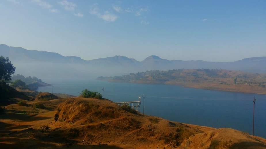 Anandvan Resort, Bhandardhara, Lake arthur