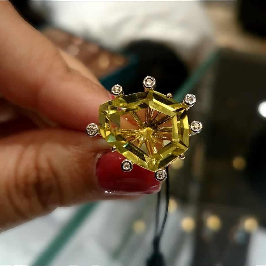 Tanishq Launches Mia 5 With Coloured Stones Mumbaigloss