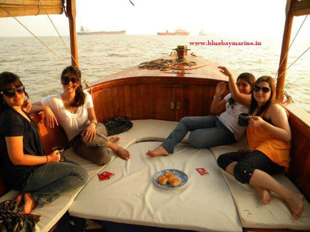 Mumbai boat party