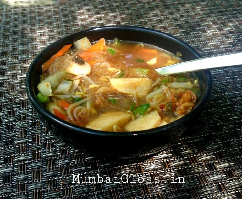 Soto Ayam, Chicken noodle soup, Marriot Nusa Dua,  hot soup