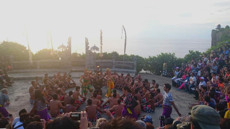 Kechak dance, Bali