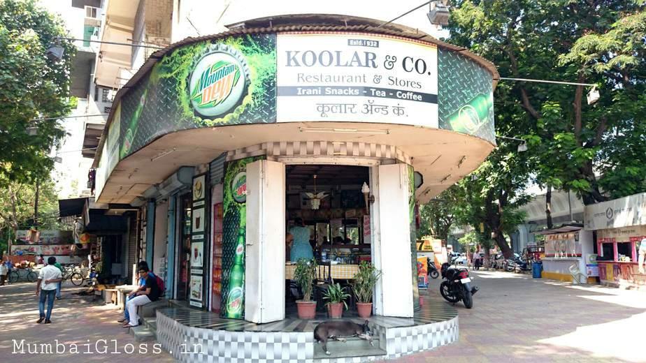 Koolar and company, Matunga, places to eat in Matunga, Parsi Vintage cafe