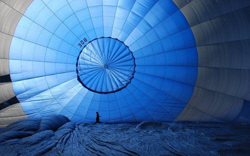 Hot air balloon turkey cappadocia
