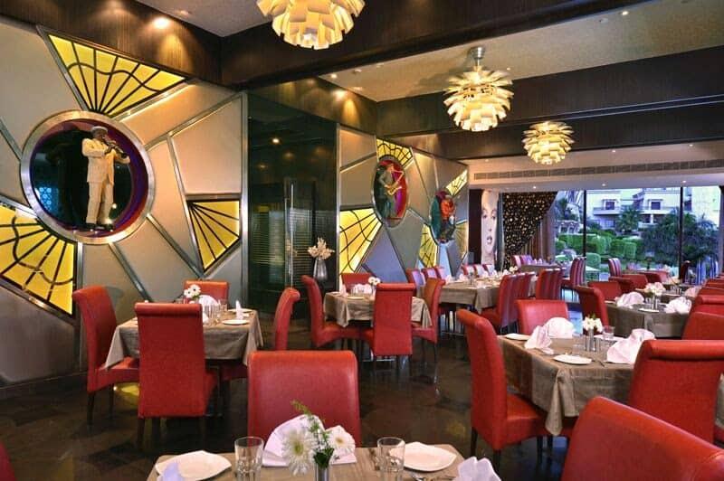 Salsa restaurant, Corinthians Pune