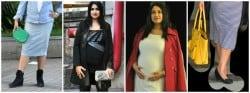 Maternity wear, India