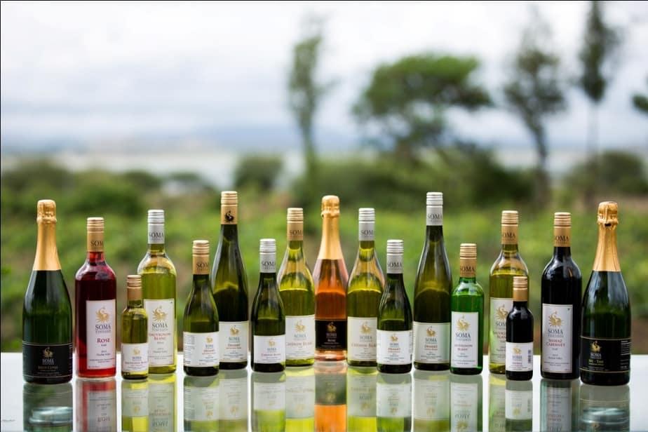 Soma Vine Varietals, Soma Vineyard Resort , Soma Wines