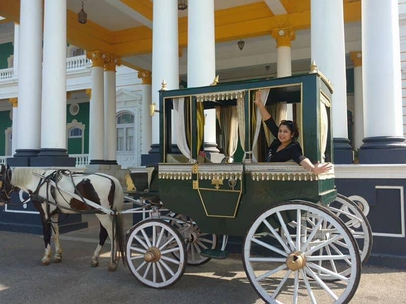 Lalitha Mahal Palace Hotel, Mysore