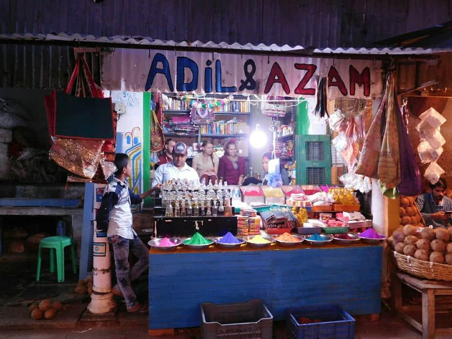 Adil and Azam, Mysore, perfume oils, devaraja market