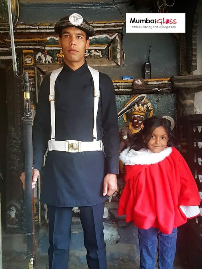 Nepal, Royal Guard
