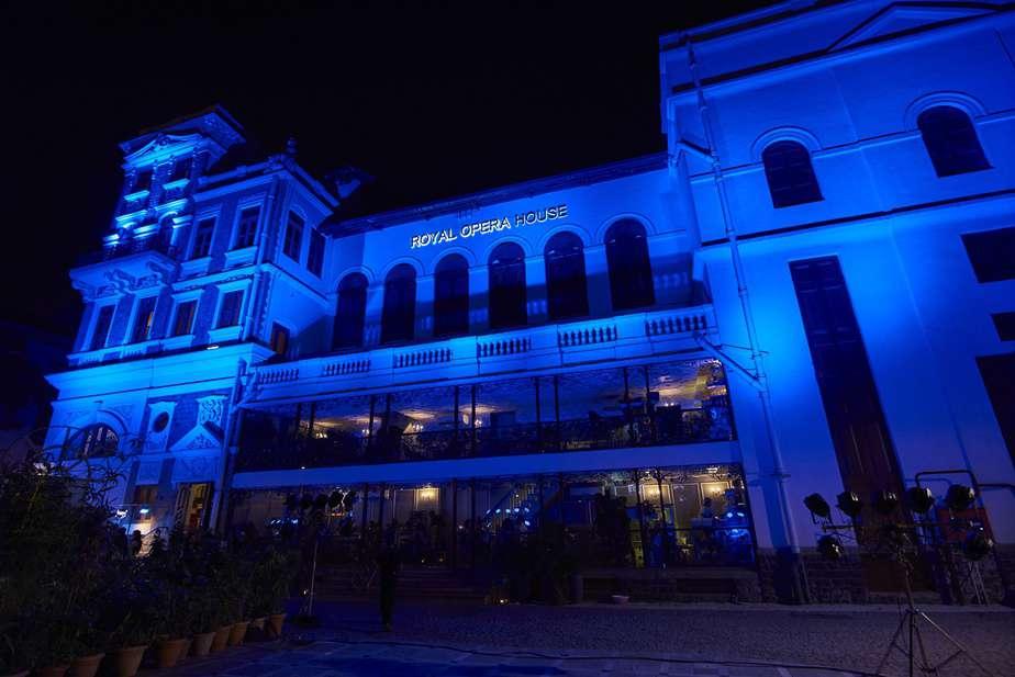 Royal Opera House, World Autism Day Mumbai, World Autism Day India